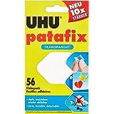 UHU 48815 kleefpads patafix, verwijderbaar, transparant