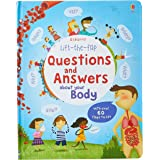 Lift-the-flap Questions and Answers about your Body (Lift-the-Flap Questions & Answers)