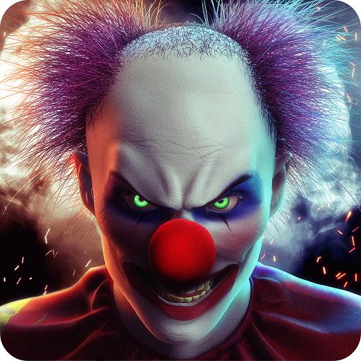 Evil Scary Clown Seltsames Haus Abenteuer Mission 3D: Verrückter Nachbar Hard Time Survival Escape Simulator Spiele Kostenlos Für Kinder 2018