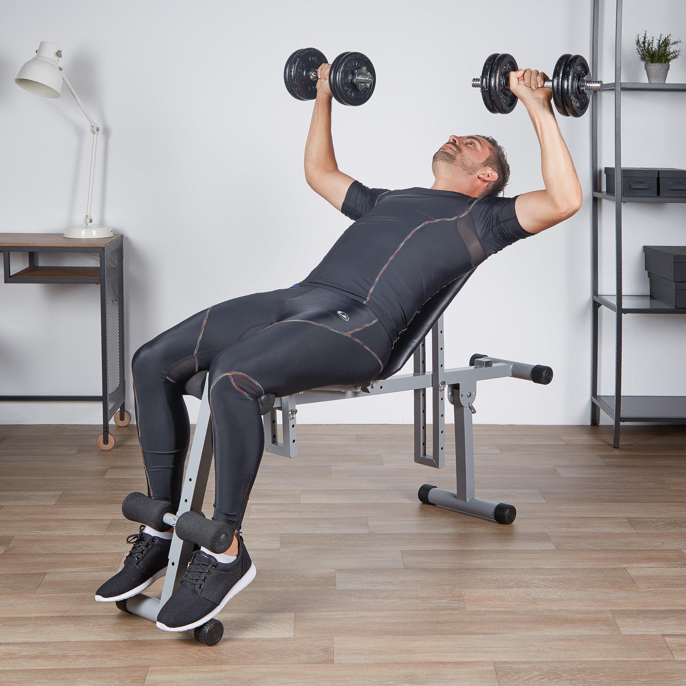 Ultrasport Banc De Musculation All In One Banc Dentraînement