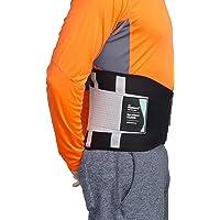 Ceinture lombaire, la seule ceinture certifiée par la UK National Back Pain Association, soulagement des lombaires…