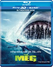 The Meg (Blu-ray 3D & Blu-ray)