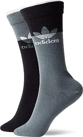 adidas Unisex Blocked Thn Crw Socks