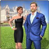 multimillonario papá vida de lujo juegos de la familia virtual