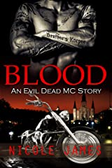 BLOOD: An Evil Dead MC Story (The Evil Dead MC Series Book 7) Kindle Edition