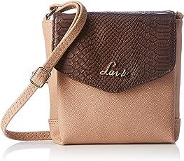 Lavie Onora Women's Sling Bag (Beige) ()