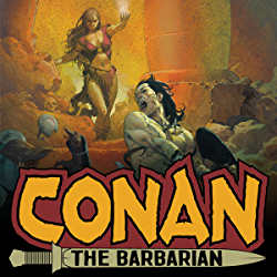 Conan The Barbarian (2019-) (Issues) (7 Book Series)