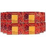 vaadiherbals Vaadi Herbals Luxurious Saffron Soap Skin Whitening Therapy- Pack of 12