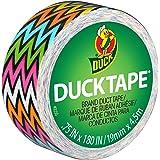 Duck Tape Mini Roll High Impact 19mm x 4.5m. reparatie, ambacht, personaliseren, versieren en opvoeden