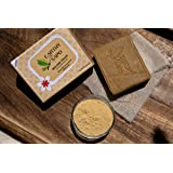 Earthy Sapo Multani Touch Cleansing Bathing Soap (multani mitti), 100g, Pack of 1