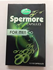 Spermore for men power and stamina (pack of 30)