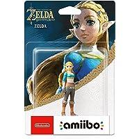 Amiibo The Legend of Zelda: Breath of the Wild Zelda Figurina