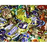 Walkers Assorted Toffees and Chocolate Eclairs, 250 g