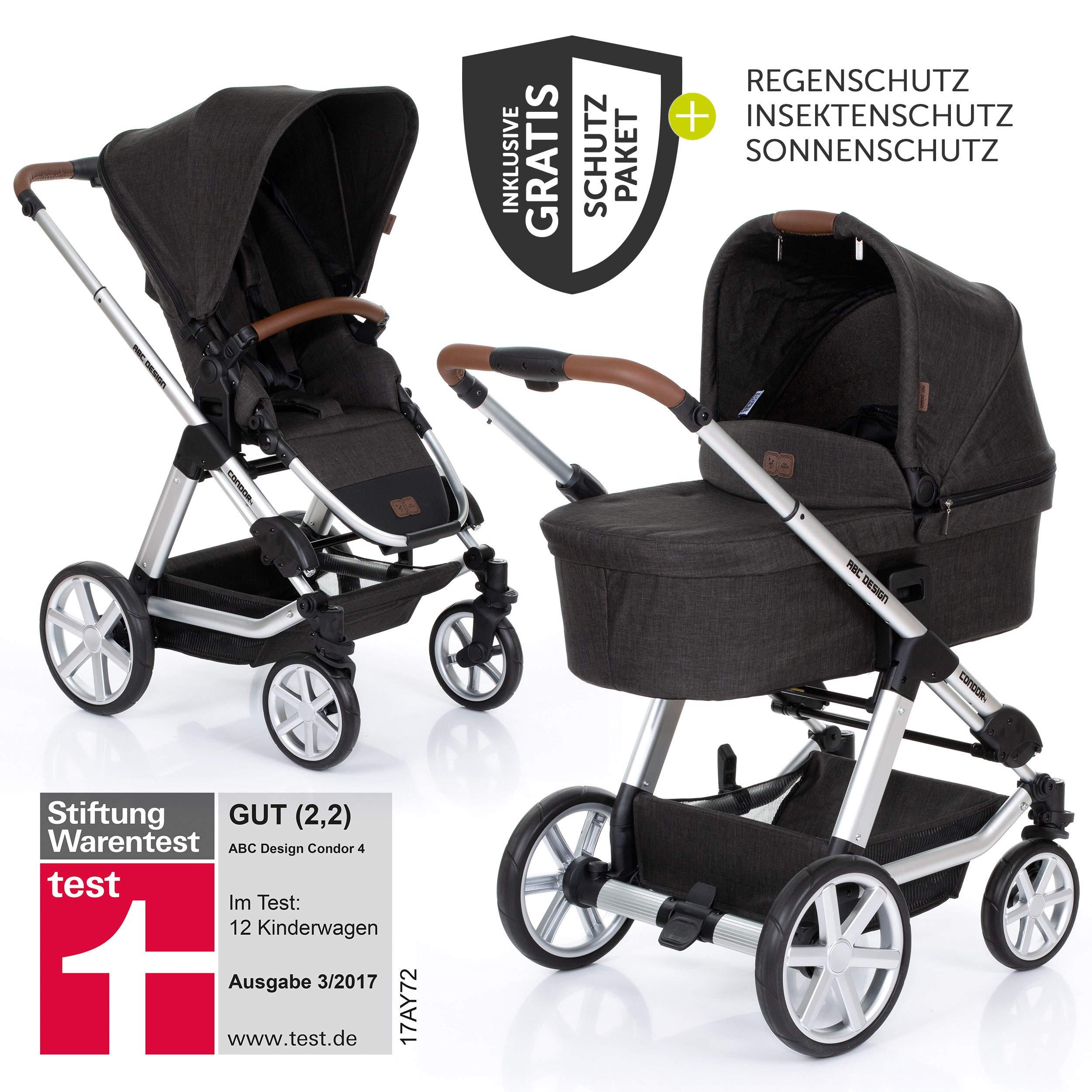 Abc Kinderwagen Set : abc design condor 4 2019 kombikinderwagen xxl ~ Watch28wear.com Haus und Dekorationen