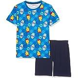 Avengers 78584 Conjuntos de Pijama, Azul (Bleu), 8 años para Niñas