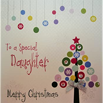 Champagne Flutes, Code xx14-64 Handmade Christmas Card. WHITE COTTON CARDS To A Special Friend Have A Sparkling