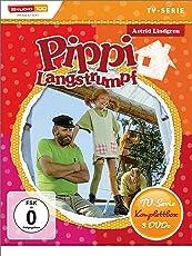Astrid Lindgren: Pippi Langstrumpf - TV-Serie Komplettbox [5 DVDs]