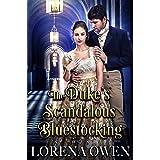 The Duke's Scandalous Bluestocking: Historical Regency Romance