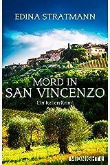 Mord in San Vincenzo: Ein Italien-Krimi Kindle Ausgabe