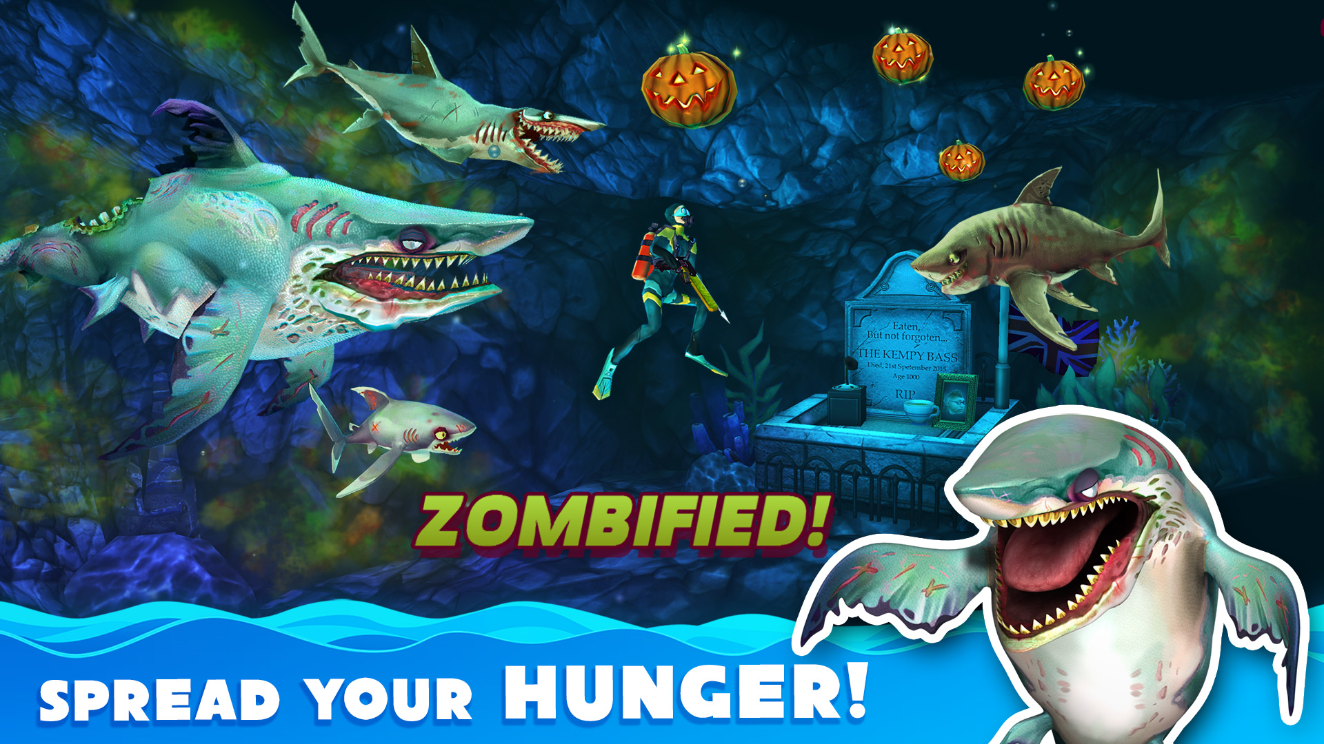 hungry shark world amazoncouk appstore for android