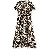 Only Onlethel S/S Midi Dress Wvn Vestito Donna