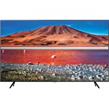 "Samsung TV UE55TU7190UXZT Smart TV 55"" Serie TU7190, Crystal UHD 4K, Wi-Fi, 2020,Argento"