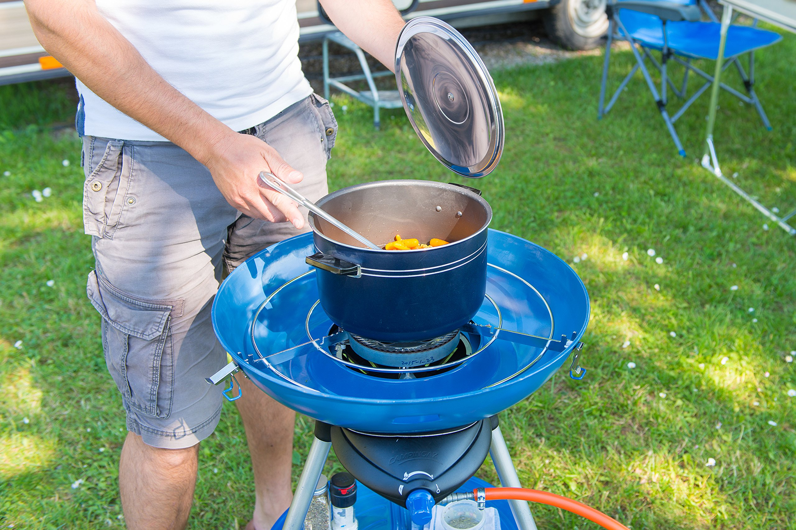 Campingaz, All in One portable Camping BBQ 5