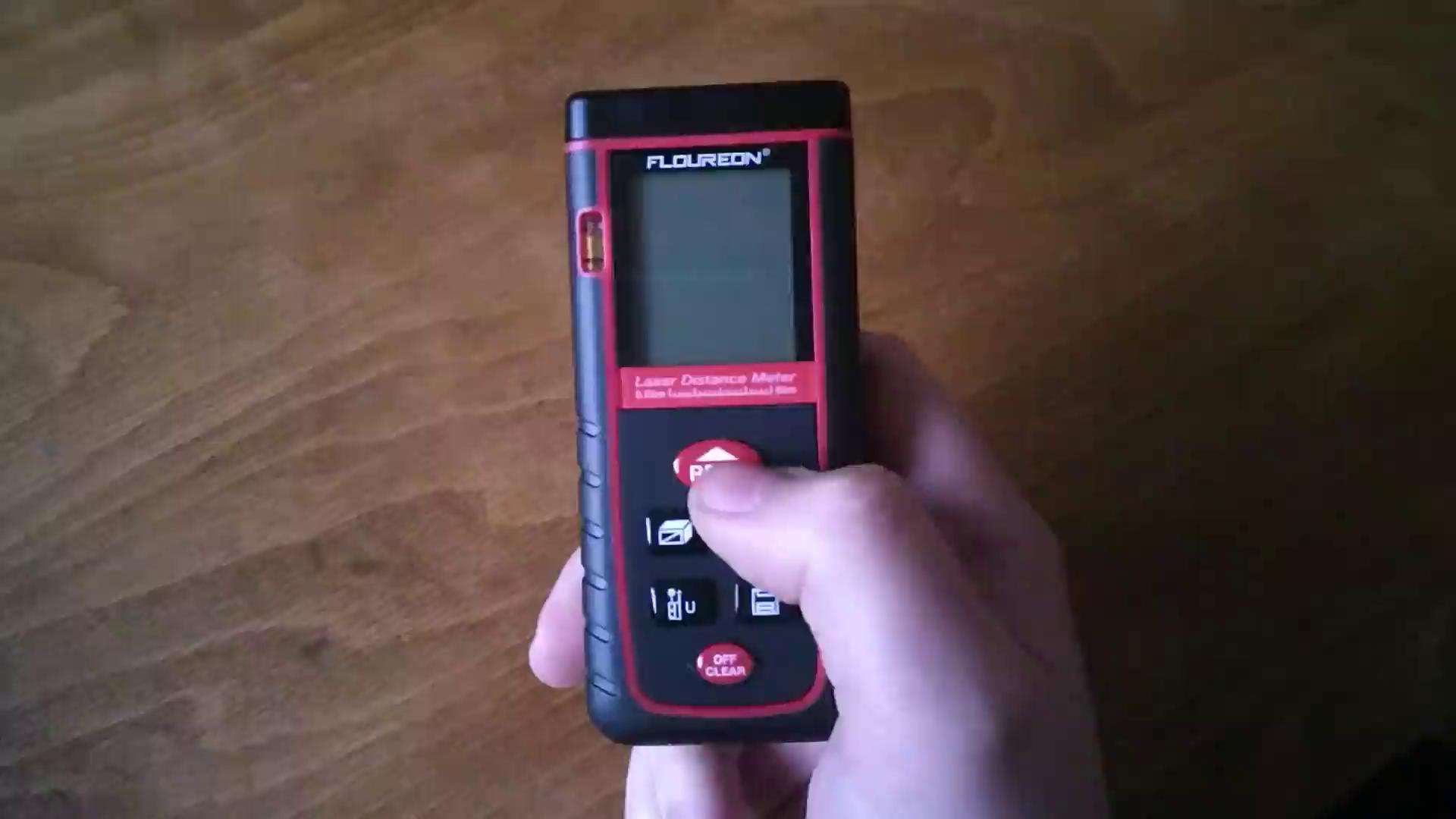 Makita Entfernungsmesser Rätsel : Amazon kundenrezensionen floureon laser entfernungsmesser