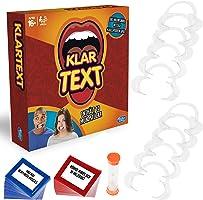 Hasbro Gaming C2018398 - Klartext Partyspiel