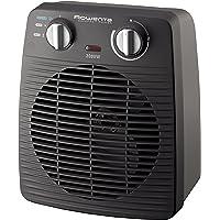 Rowenta SO2210 Compact Power Heizlüfter, Zwei Leistungsstufen, Elektro-Heizung, Badezimmer, Innenraum [Energieklasse A…