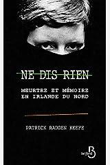 Ne dis rien (French Edition) Versión Kindle