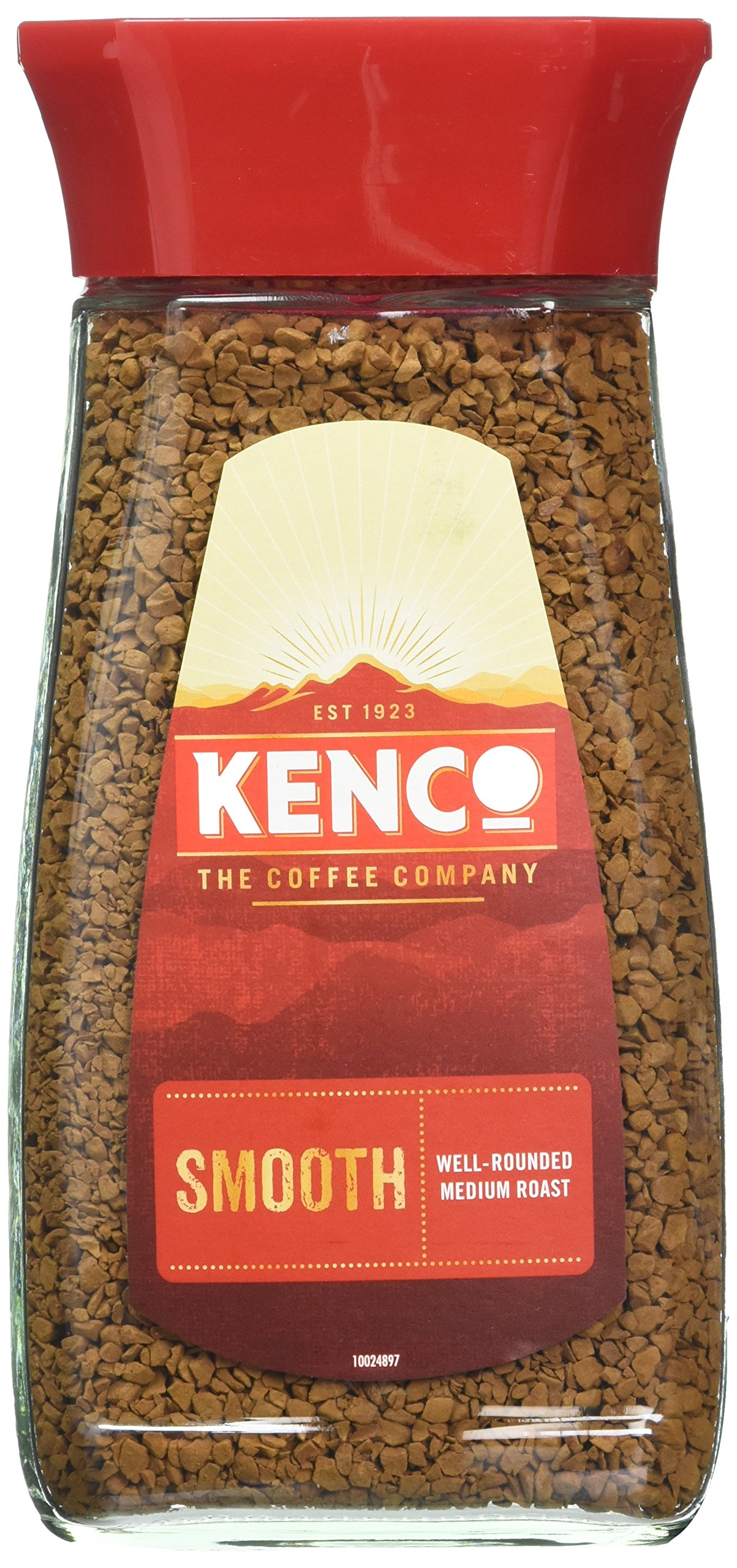 Kenco Smooth Instant Coffee, 200g – Coffee House 247