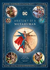 Dc comics. Anatomy of a metahuman