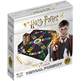 Winning Moves- Trivial Pursuit Harry Potter 1800 Questions-Jeu de société-Version française, 0486