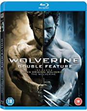 Wolverine Double Feature - 2 Movies Collection: X-Men Origins: Wolverine + The Wolverine (2-Disc)