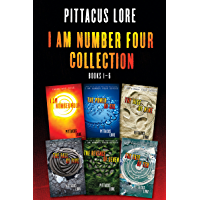 I Am Number Four Collection: Books 1-6: I Am Number Four, The Power of Six, The Rise of Nine, The Fall of Five, The…
