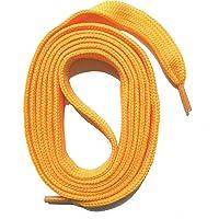 SNORS LACCI COLORATI piatti STRINGHE COLORATE - 34 colori, 6 lunghezze, larghezze 2 - STRINGHE PER SCARPE