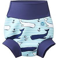Splash About New Improved Happy Nappy, Pannolino da Nuoto Riutilizzabile Unisex Bambini