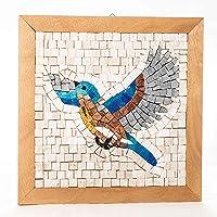 Kit mosaico artistico Prendi il Volo - Idea Regalo Originale - Kit arte fai da te per adulti - Tessere di mosaico in…