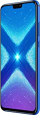 Honor 8X Smartphone BUNDLE (16,5 cm (6,5 Zoll) FHD+ SuperScreen Display, Dual-Kamera, Dual-SIM, Fingerabdrucksensor, Android 8.1) + gratis Honor Flip Protective Cover [Exklusiv bei Amazon] - Deutsche Version