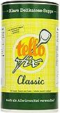 tellofix Classic Klare Delikatess-Suppe - Vielseitige Gemüse Brühe, als Universal-Würzmittel zum Verfeinern einsetzbar - kalorienarm - 1 x 900 g