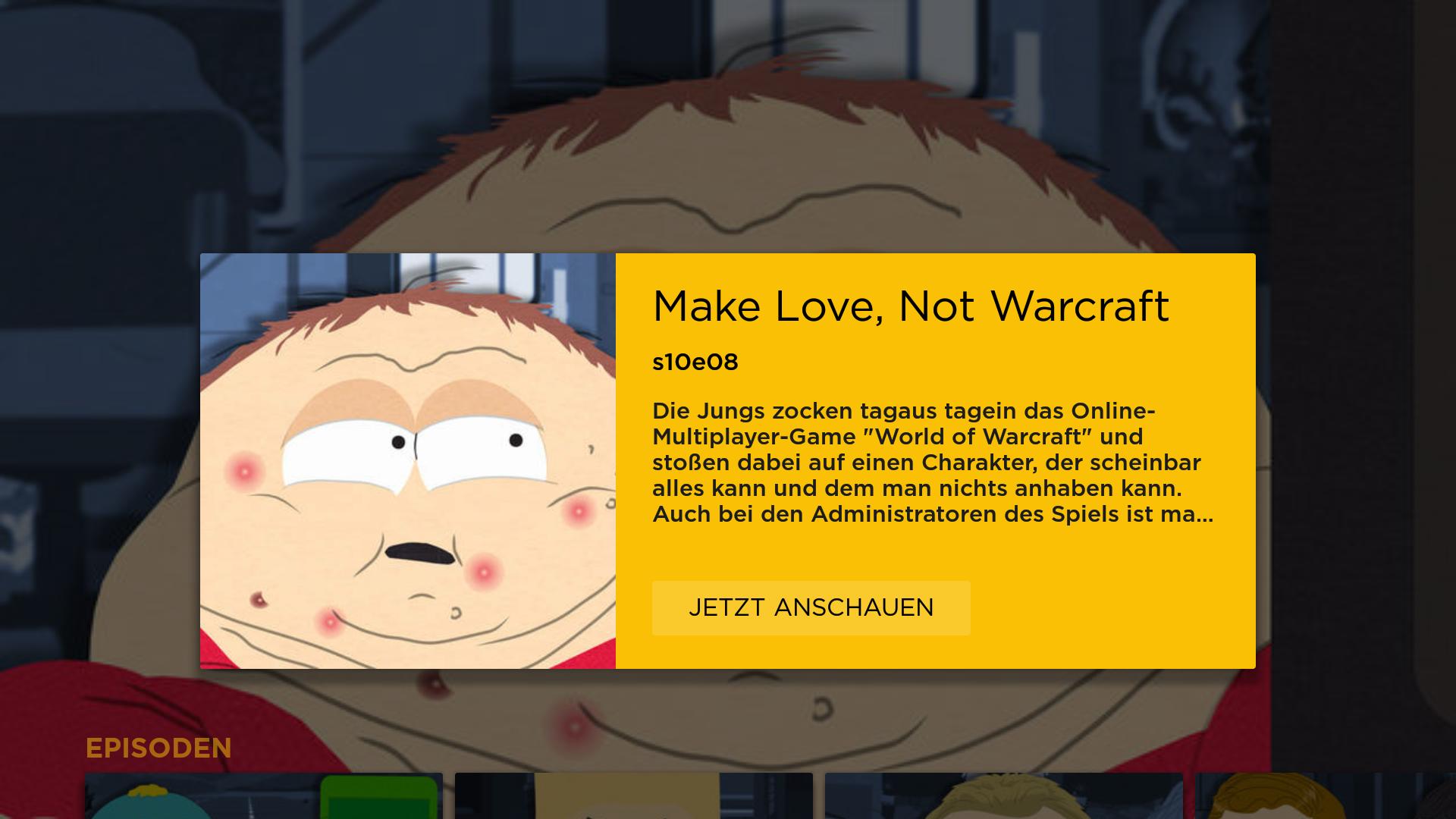South Park TV Screenshot