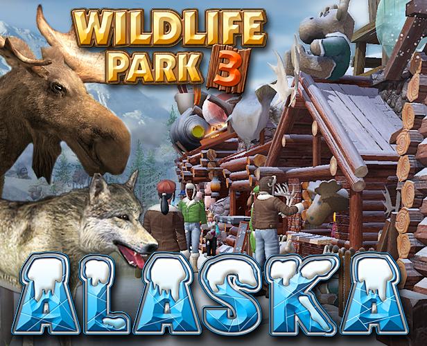 Wildlife Park 3 - Alaska (DLC) [PC Code - Steam]