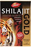 Dabur Ayurvedic Shilajit Gold Capsules - 10 Pieces (With Kesar)