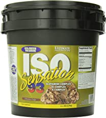 Ultimate Nutrition ISO Sensation 93-5 lbs (Chocolate Fudge)