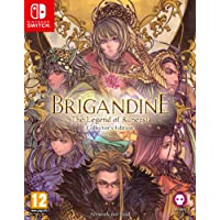 Brigandine: The Legend of Runersia - Collector's Edition - Collector's - Nintendo Switch