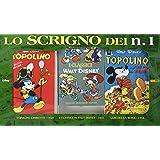 TOPOLINO LO SCRIGNO DEI N.1 N.0 - TOPOLINO - LO SCRIGNO DEI NUMERI 1