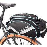 VERTAST Fahrrad Gepäckträger Tasche Wasserdicht Multifunktionale Packtasche für Fahrrad Sitz Outdoor Fahrrad Korb…
