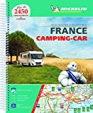 Atlas Routier Camping-Car France Michelin