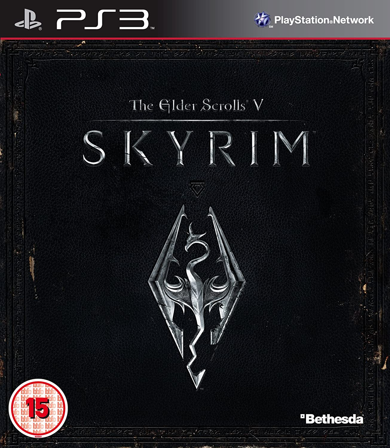 Image result for skyrim ps3